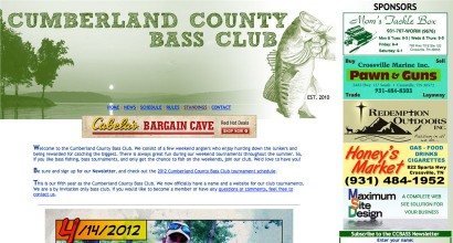 Cumberland County Bass Club