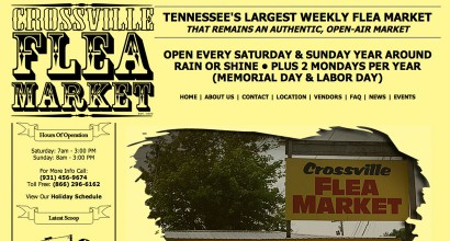 Crossville Flea Market