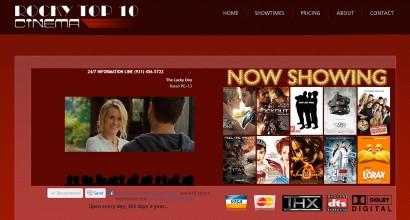 Rocky Top 10 Cinema