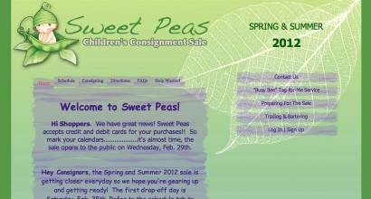 Crossville Sweet Peas