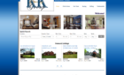 Just completed K and K Realty Firm's new site!